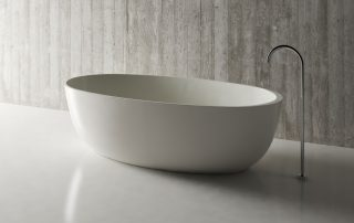 Baignoire solid surface