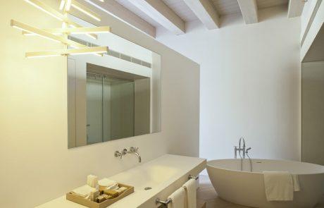 Salle de bain solid surface