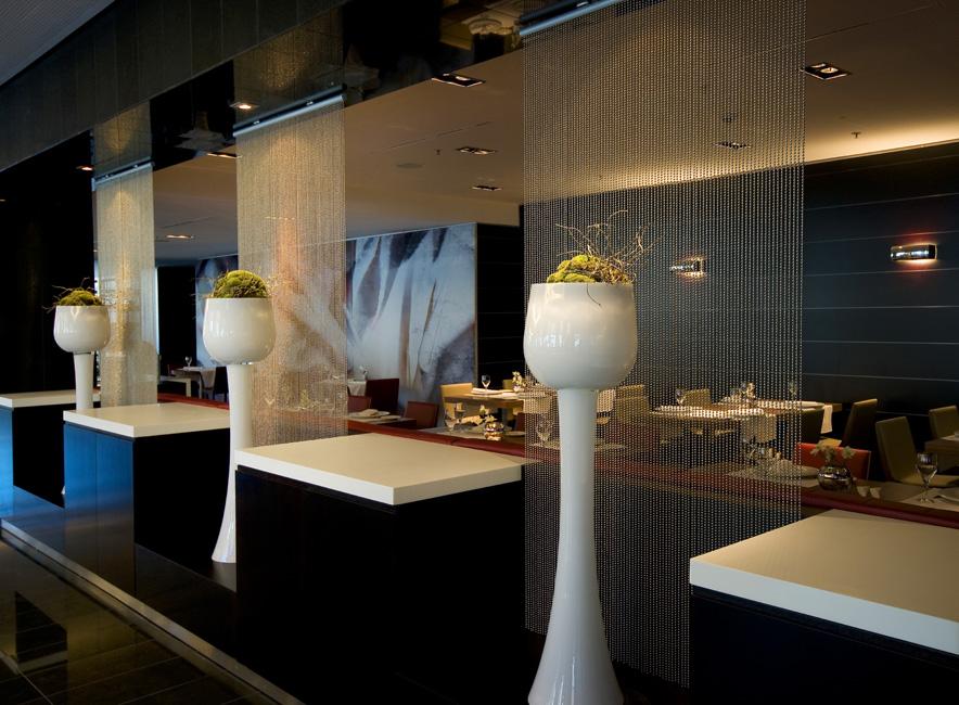 Restaurant Hôtel solid surface