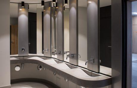 Salle de bain Tristone