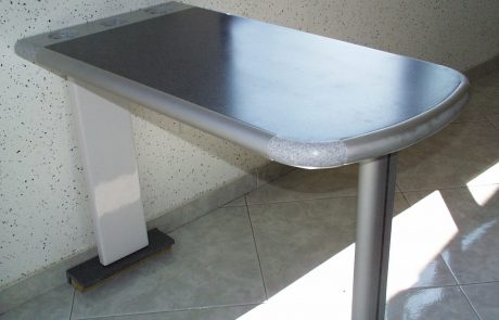 Agencement en solid surface