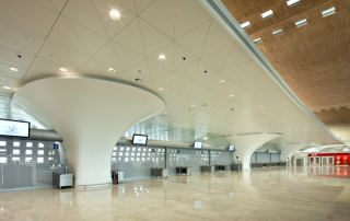 Aéroport solid surface
