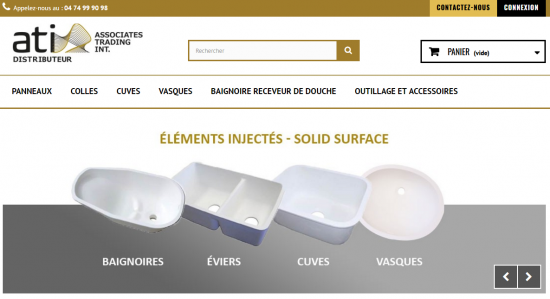 boutique solid surface